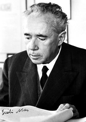 Portrait Giulio Natta