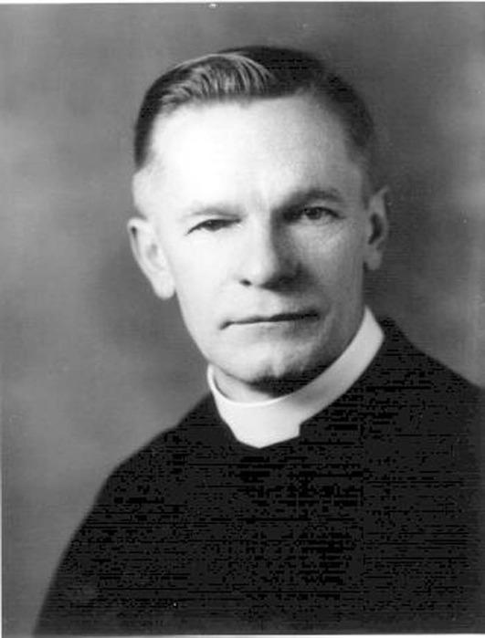 Portrait Julius Arthur Nieuwland