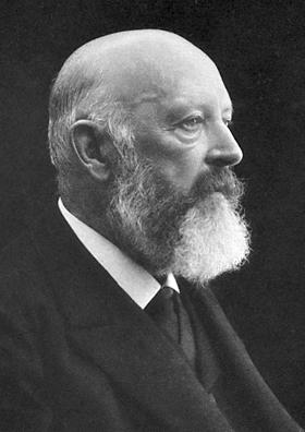 Portraitfoto Adolf von Baeyer
