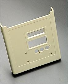 Schlagzäh und hochwertig in der Oberfläche sind Gehäuseteile aus Bayblend (PC+ABS-Blend)