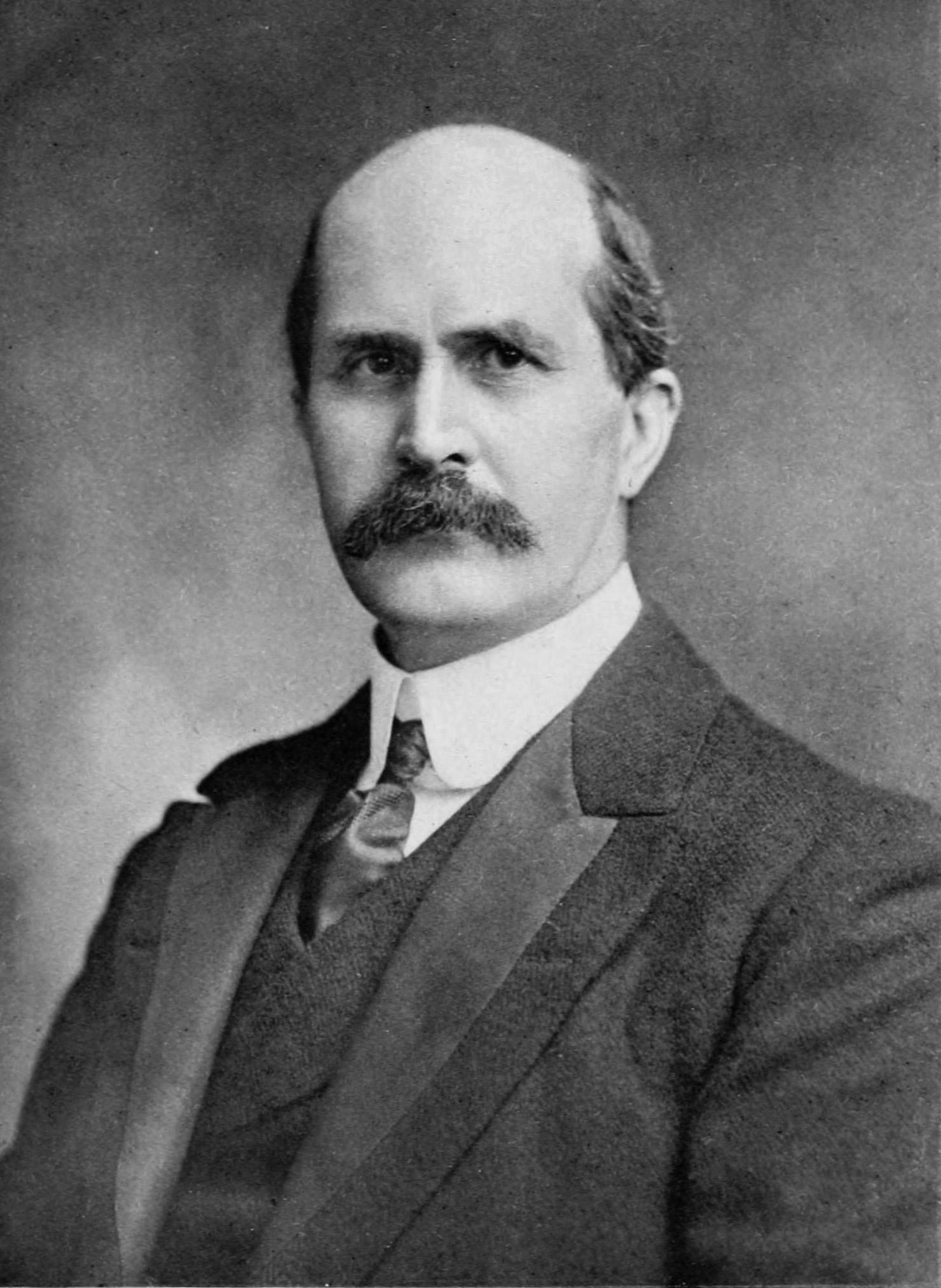 William Henry Bragg 1862-1942. Nobelpreis für Physik 1915