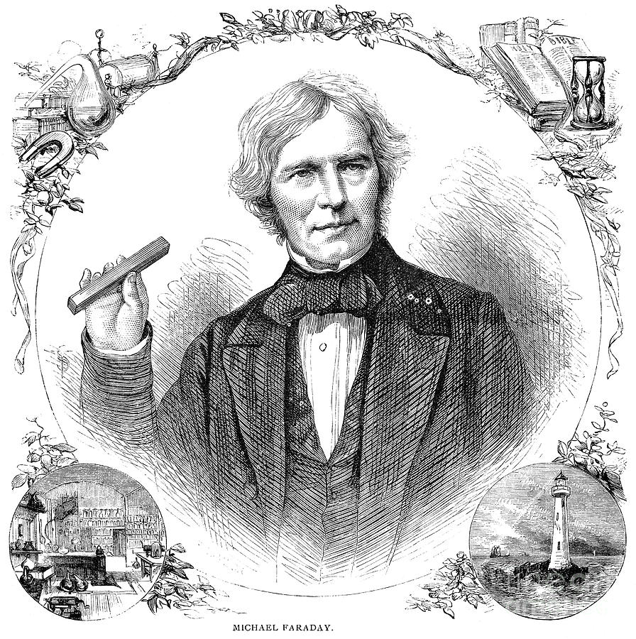 Michael Faraday 1971-1867. Benzol
