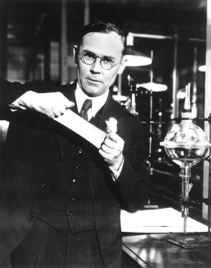 Portrait Wallace Hume Carothers